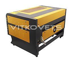 Профессиональный лазерный СО2 станок LM10080, 100W, RuiDa 6442, фото 2