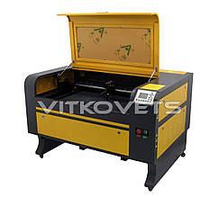 Профессиональный лазерный СО2 станок LM10080, 100W, RuiDa 6442, фото 3