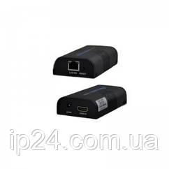Передача HDMI по витой паре 80м - AL-330HD