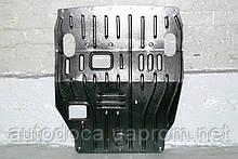 Захист картера двигуна і кпп Mitsubishi Lancer Evolution X 2008-
