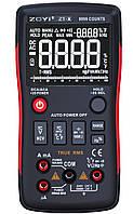 Мультиметр цифровой ZOYI ZT-X RM409B, автовыбор, True RMS, 9999 отсчетов