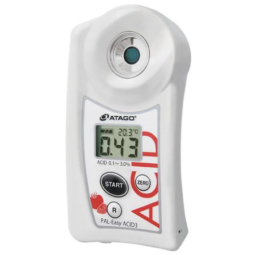 Измеритель кислотности в жидких приправах, Atago