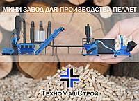Полный цикл переработки древесины