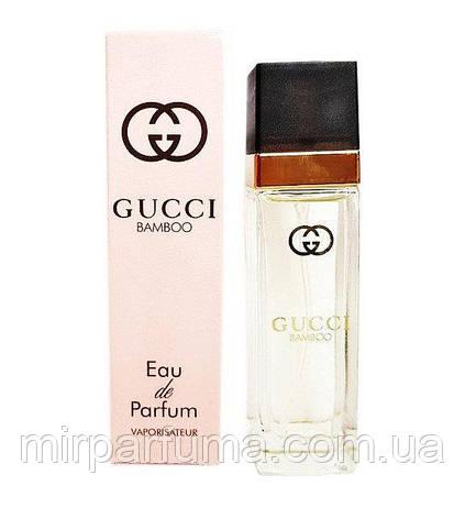 Женские духи тестер Gucci Bamboo - Travel Perfume 40ml, фото 2