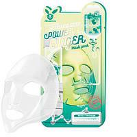 Тканевая маска для лица с экстрактом центеллы Elizavecca Centella Asiatica Deep Power Ringer Mask Pack
