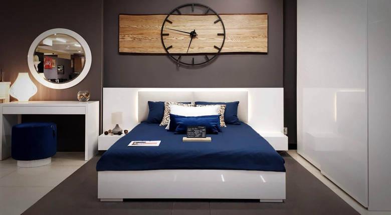 Ліжко з тумбами Silver глянець, фото 2