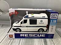 Машинка полиция 590