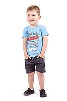 Футболка и шорты Люкс качество костюм для мальчика