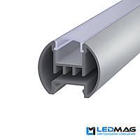 Профиль для светодиодной ленты круглый LSK, фото 1
