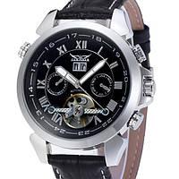 Jaragar Мужские часы Jaragar Turboulion Silver, фото 1