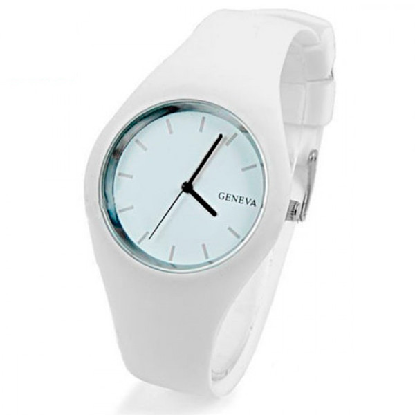 Geneva Женские часы Geneva Ice White