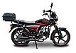 Мотоцикл HORNET Alpha 125куб.см черный, фото 7