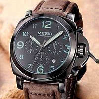 Megir Мужские часы Jedir Luminor VIP, фото 1