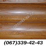 Сайдинг металлический Золотой дуб 067-339-42-43 (шир. 0,35 м), фото 9