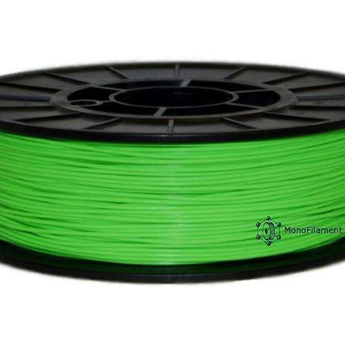 ABS ECO пластик зелений флуоресцентний (MonoFilament)