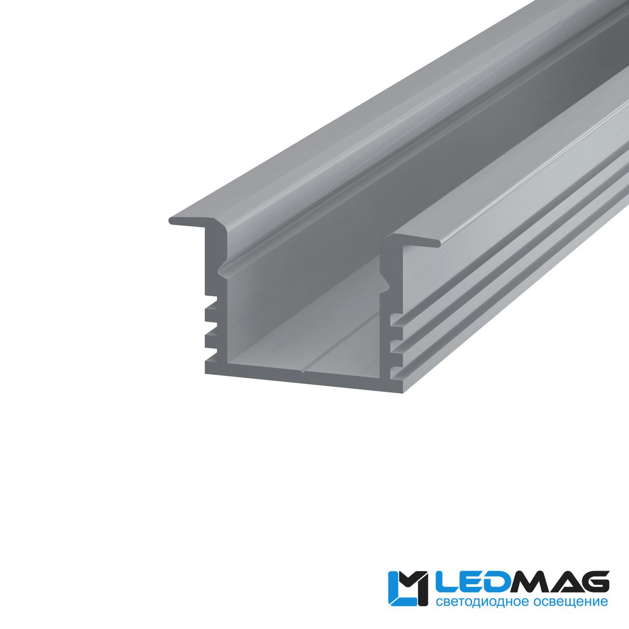 Профиль для светодиодной ленты врезной LPV-12