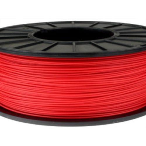 ABS ECO пластик червоний 0.7 кг (MonoFilament)