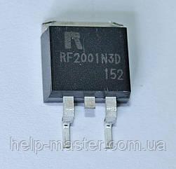 RF2001N3D; (20А; 300В; 25nS)