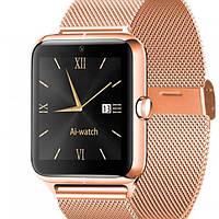 UWatch Умные часы Smart Z60 (GT08 PRO) Gold, фото 1