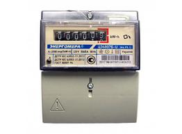 Электросчетчик Энергомера ЦЭ6807Б-U K 1 220B 5-60A М6Р5.1 (Din)