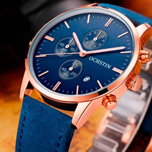 Hemsut Мужские часы Hemsut BlueMarine