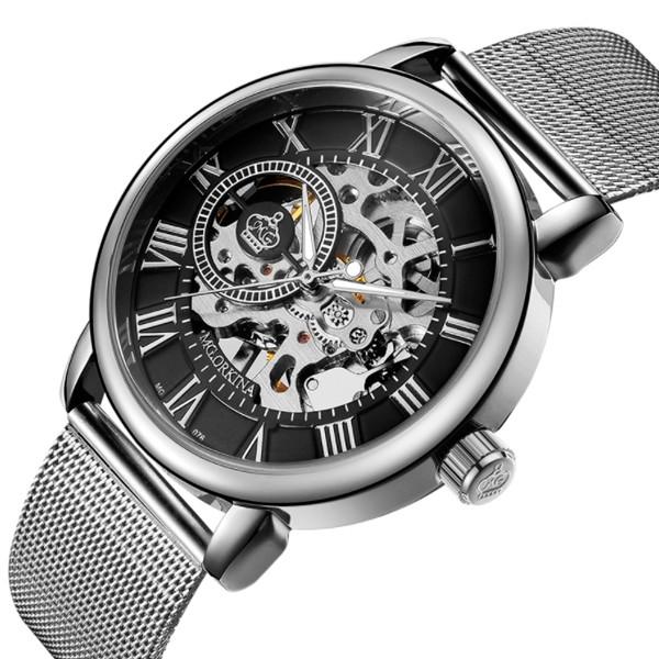 Orkina Мужские часы Orkina Aston Silver