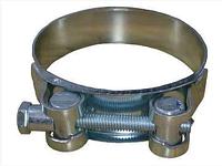 Зажим для труби з гвинтом d=55mm