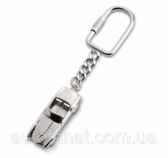 Оригінальний брелок BMW 507 Key Ring, Classic Silver (80272463141)
