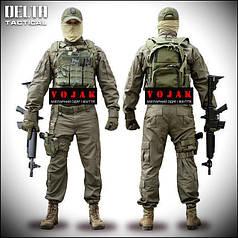 Тактичні, польові та маскувальні костюми