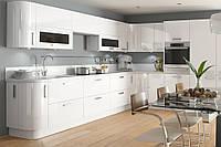 Белая глянцевая кухня ViAnt - Киев и область