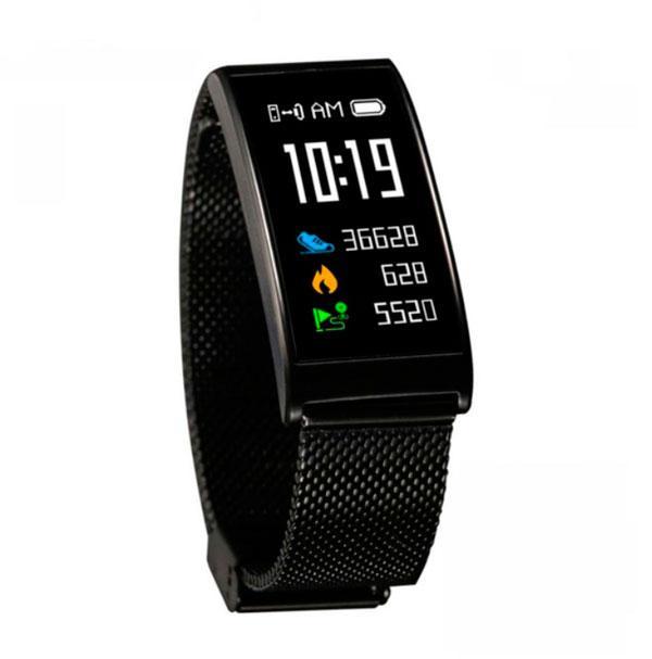 UWatch Умные часы Smart MioBand Black