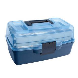 Ящик Aquatech 1702Т 2-х полочный прозр.