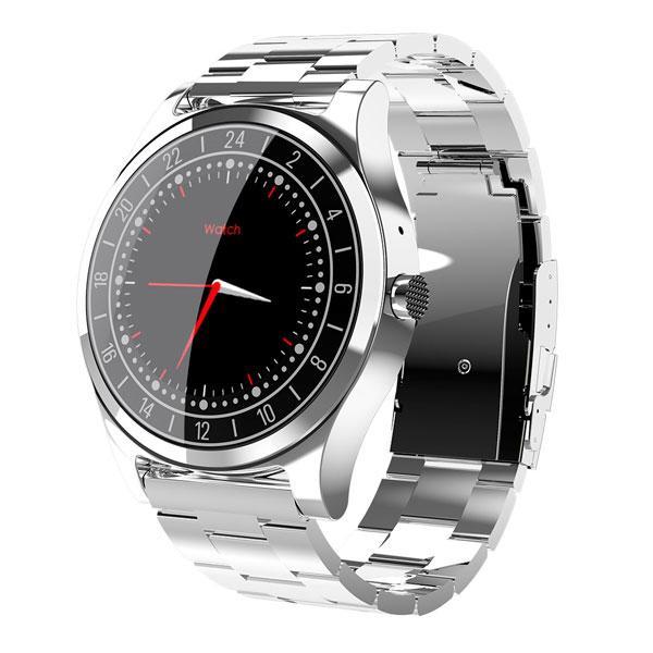 UWatch Умные часы Smart Masters Silver