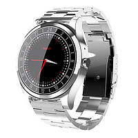 UWatch Умные часы Smart Masters Silver, фото 1