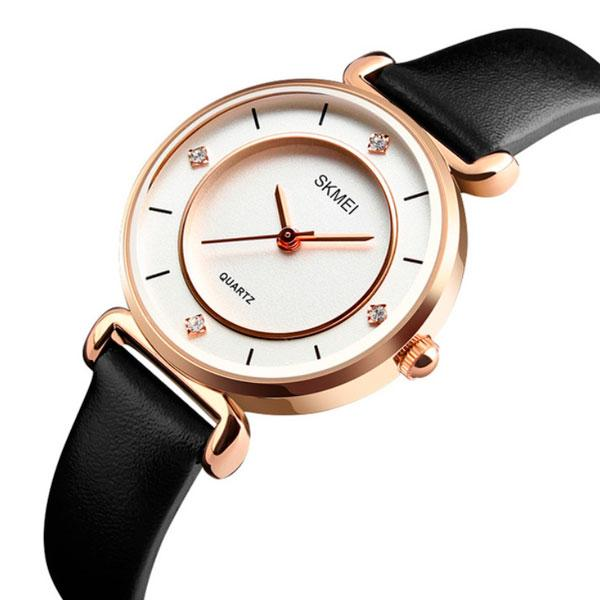 Skmei Женские часы Skmei Batterfly White 1330G