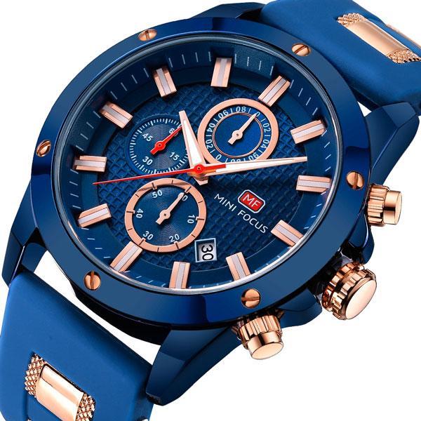 Focus Мужские часы Focus Racer Blue