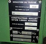 Чотиристоронній верстат Guilliet-G тип KXY, фото 8