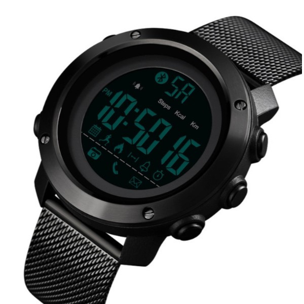 Skmei Умные часы Smart Skmei Revolution Black