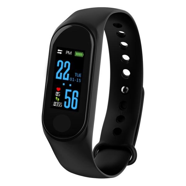 UWatch Умные часы Smart M3 Ufit Black