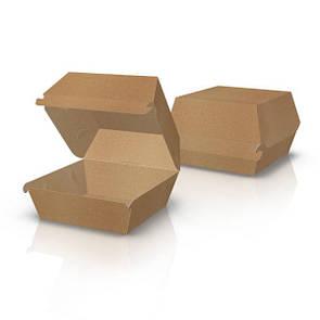 "Упаковка для бургеров ""Миди"" крафт"