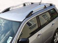 Молдинг крыши Mitsubishi Outlander