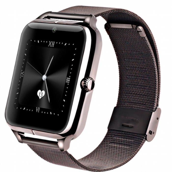 UWatch Умные часы Smart Z50 PRO Black, фото 1