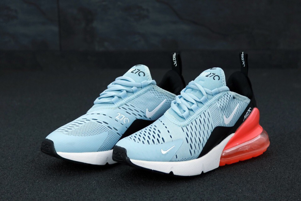 timeless design f55c1 cd774 Nike Air Max 270 Turquoise & Red