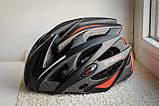 Велосипедный шлем Moon красный матовый, фото 3