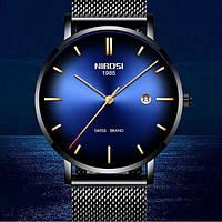Hemsut Мужские часы Hemsut Nibosi Blue, фото 1