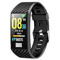 UWatch Умные часы Smart NeoBand Black водостойкие, фото 1