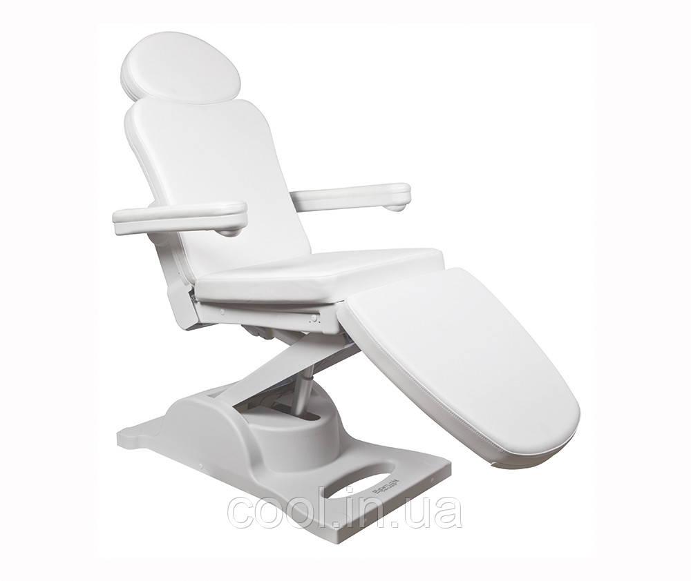 Педикюрне крісло для салонів Bentlon Cabinet Bronze M White