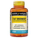 Жироспалювач Mason Fat Burner Super 60caps, фото 2