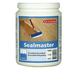 Грунтовочный лак для паркета Synteko Sealmaster 1л - (Полуглянцевый)