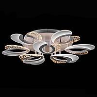 Светодиодная (LED) люстра Прометей P5-Y1233/9/WT